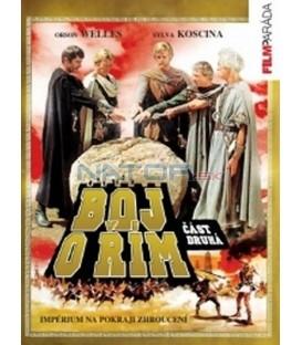 Boj o Řím II. (Kampf um Rom II) DVD