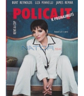 Policajt k pronajmutí (Rent-a-Cop) DVD