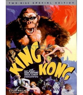 King Kong S.E. 2DVD 1933