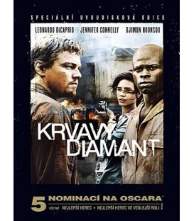 Krvavý diamant 2DVD (The Blood Diamond)
