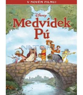 Medvídek Pú 2011 (Winnie the Pooh) DVD
