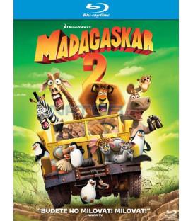 Madagaskar 2: Útěk do Afriky (Blu-ray) (Madagascar: Escape 2 Africa)