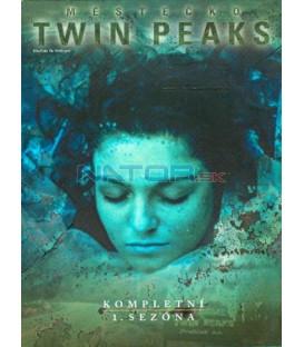 Městečko Twin Peaks 1. série 3DVD (Twin Peaks season 1 (3DVD))