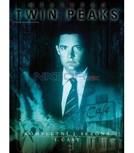 Městečko Twin Peaks 2.série - část první 3DVD (Twin Peaks season 2 (3DVD) - part 1)