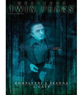 Městečko Twin Peaks 2.série - část druhá 3DVD (Twin Peaks season 2 (3DVD) - part 2)