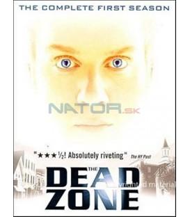 Mrtvá zóna: Sezóna 1 (The Dead Zone: Season 1)