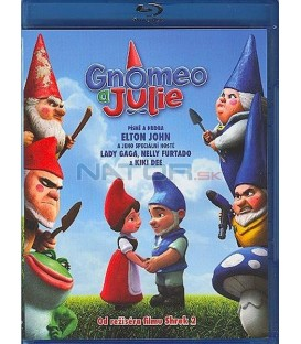 Gnomeo & Julie Blu-ray
