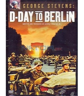 Ode dne D až do Berlína (George Stevens: D-Day to Berlin) DVD