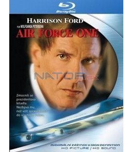 Air Force One (Blu-ray)   (Air Force One)