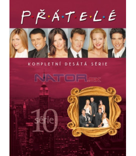Přátelé 10. série 3DVD   (Friends Season 10)