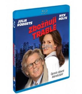 Zbožňuju trable (Blu-ray)   (I Love Trouble)