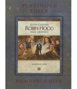 Robin Hood: Král zbojníků SE 2DVD (Robin Hood: Prince of Thieves)