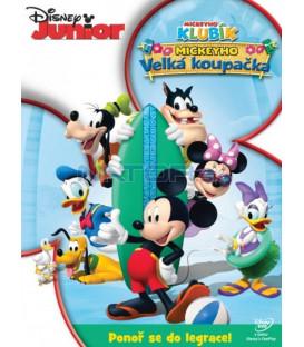 Disney Junior: Mickeyho velká koupačka  (Disney Junior: Mickey's Big Splash)