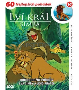Lví král Simba - disk 14 (Simba: The King Lion)