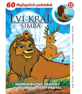 Lví král Simba - disk 13 (Simba: The King Lion)