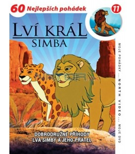 Lví král Simba - disk 11 (Simba: The King Lion) DVD