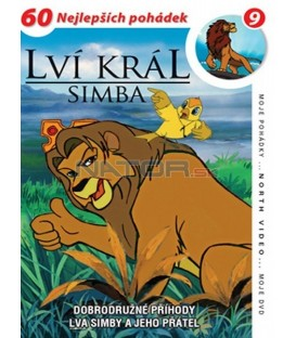 Lví král Simba - disk 9 (Simba: The King Lion)