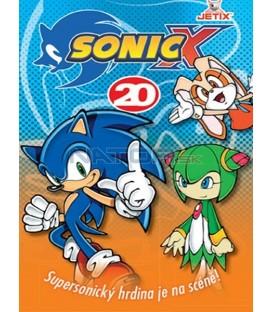 SONICX 20 (Sonic X)