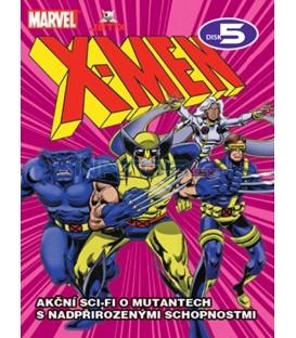 x-men - disk 5 (x-men) DVD