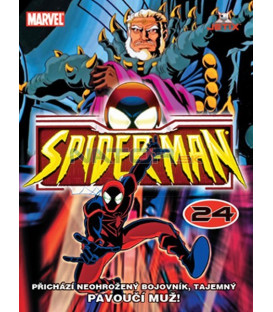 spiderman 24 (spider-Man) DVD
