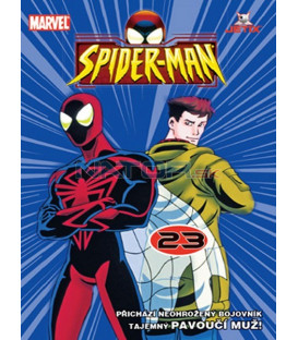 spiderman 23 (spider-Man) DVD