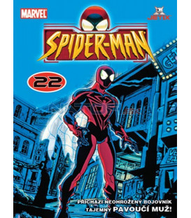 spiderman 22 (spider-Man) DVD
