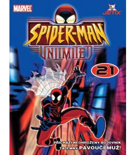 spiderman 21 (spider-Man) DVD