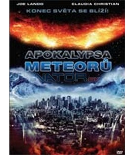 Apokalypsa meteorů (Meteor Apocalypse)– SLIM BOX DVD
