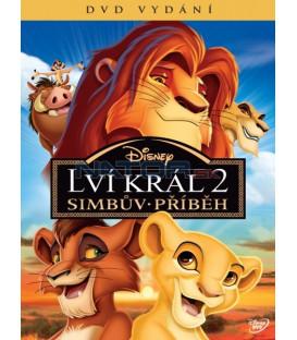 Lví král 2: Simbův příběh SE (The  Lion King II: Simbas Pride) DVD
