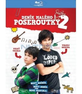Deník malého poseroutky 2 / Deník Slabocha 2 Blu-ray (Diary of a Wimpy Kid 2: Rodrick Rules)