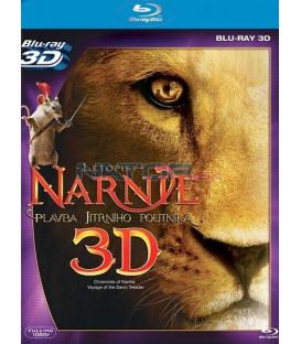 Narnia: Dobrodružstvá lode Ranný pútnik 3D - Blu-ray