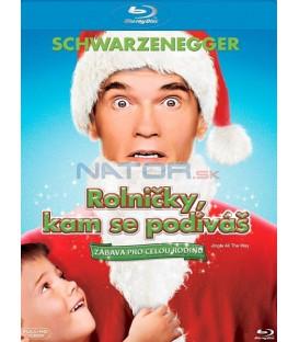Rolničky kam se podíváš Blu-ray (Jingle All the Way)