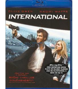 International Blu-ray (The International)