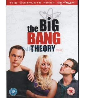 Teorie velkého třesku 1. série (3 DVD) (Big Bang Theory Season 1 (3 DVD))