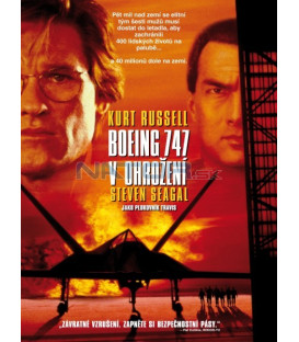Boeing 747 v ohrožení (Executive Decision) DVD