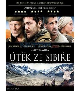 Útěk ze Sibiře (The Way Back) Blu ray