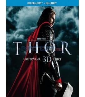 Thor 2011 - 3D + 2D Blu-ray