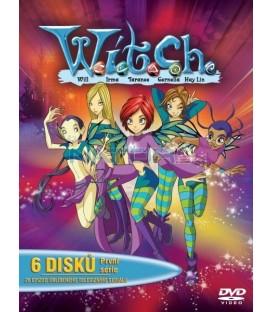 Kolekce: W.I.T.C.H - 1. série 6 DVD