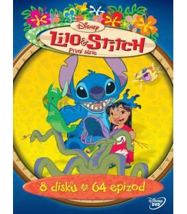 Kolekce: Lilo a Stitch - 1. série 8 DVD