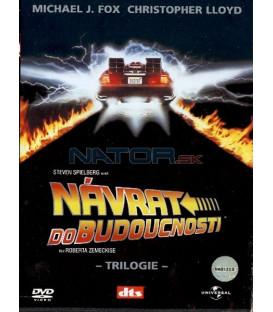 Návrat do budoucnosti I.-III. 3 DVD