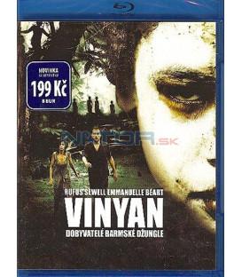Vinyan - Dobyvatelé barmské džungle - BLU-RAY