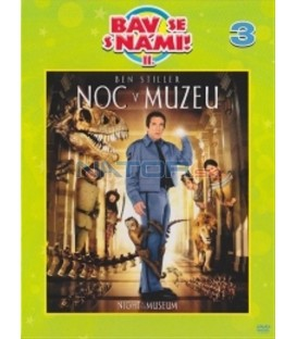 Noc v muzeu (Night at the Museum) DVD
