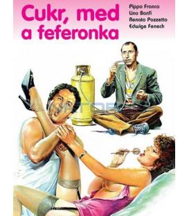 CUKR, MED A FEFERONKA  (ZUCCHERO, MIELE E PEPERONCINO) DVD