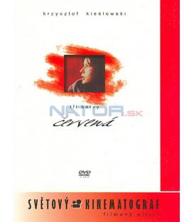 Tři barvy: Červená (Trois couleurs: Rouge) DVD