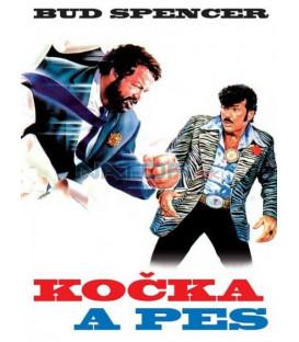 KOČKA A PES  (CANE E GATTO) DVD