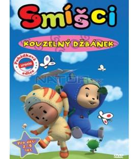 Smíšci 2. - Kouzený džbánek  DVD