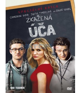 Zkažená úča / Mrcha učiteľka ( Bad Teacher) DVD