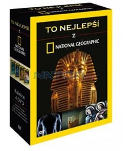 kolekce National Geographic - To nejlepší z NG (4 filmy v balení)   (The Best Of National Geographic )