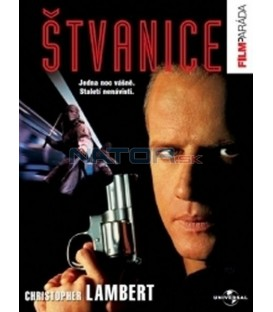 Štvanice (The Hunted) DVD