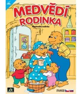MEDVĚDÍ RODINKA  (THE BERENSTAIN BEAR)